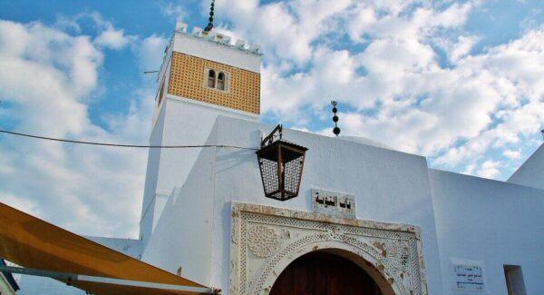 Medina de Hammamet en Túnez