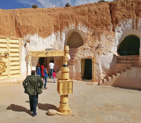 Hotel Sidi Idriss, escenario de La Guerra de las Galaxias en Matmata