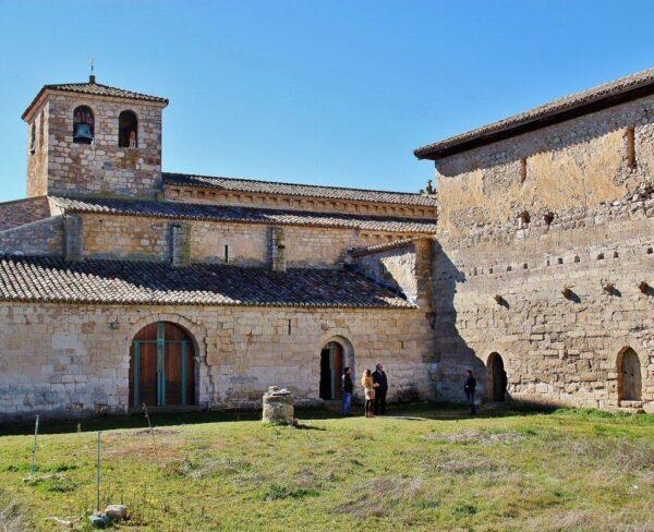 Iglesia de Wamba en Valladolid