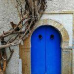 Rincón de la medina de Hammamet en Túnez