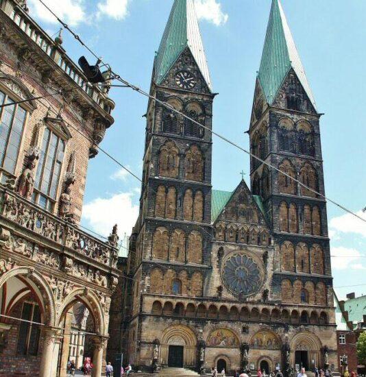 Catedral de San Pedro en Bremen