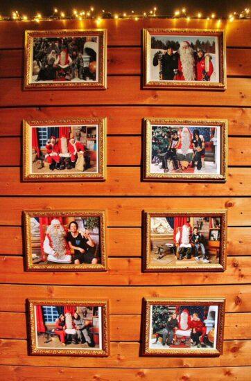 Casa de Santa Claus en Rovaniemi en Laponia Finlandia