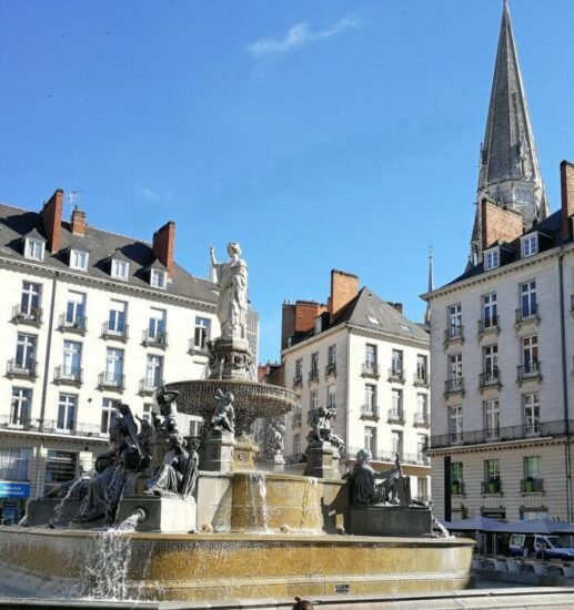 Plaza Real de Nantes
