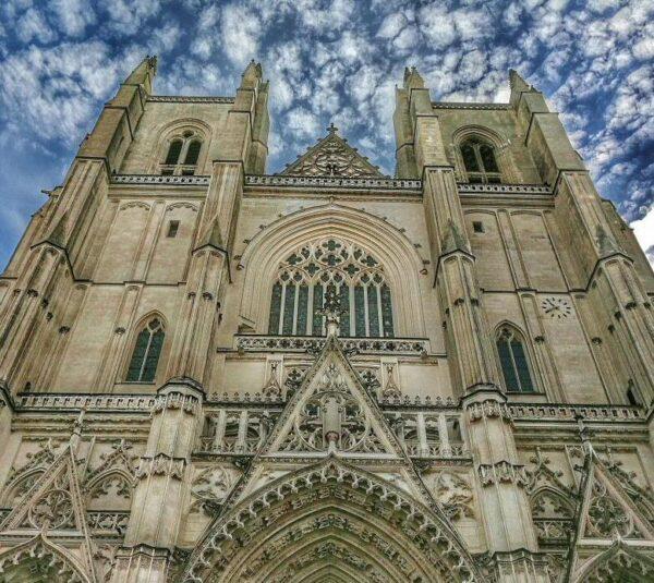 Catedral gótica de Nantes