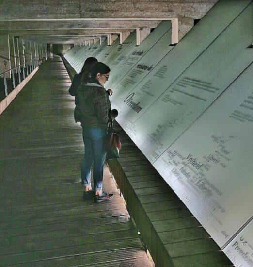 Memorial de la Abolición de la Esclavitud en Nantes