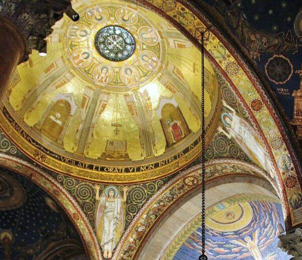Basílica de Getsemaní en Jerusalén