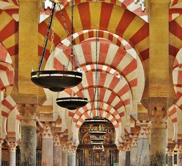 Rincón de la antigua Mezquita de Córdoba