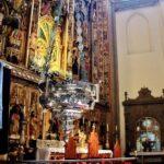 Altar Mayor de la catedral de Murcia