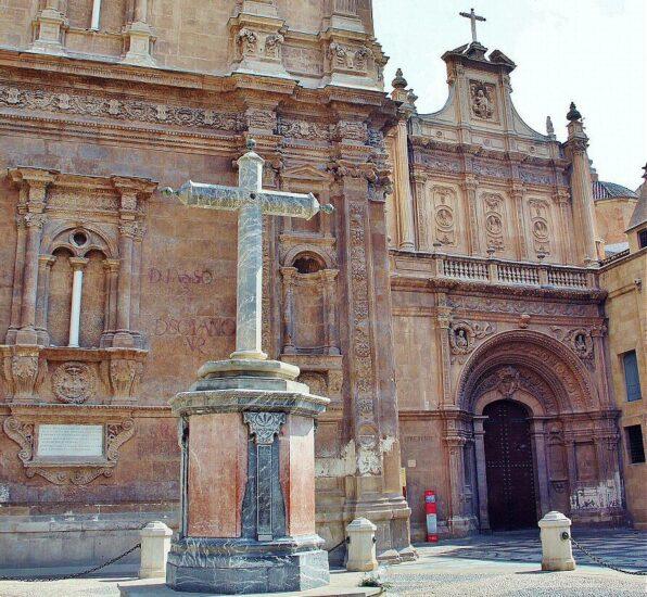 Exterior de la Catedral de Murcia
