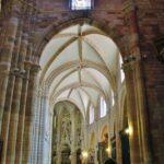 Nave lateral de la Catedral de Murcia