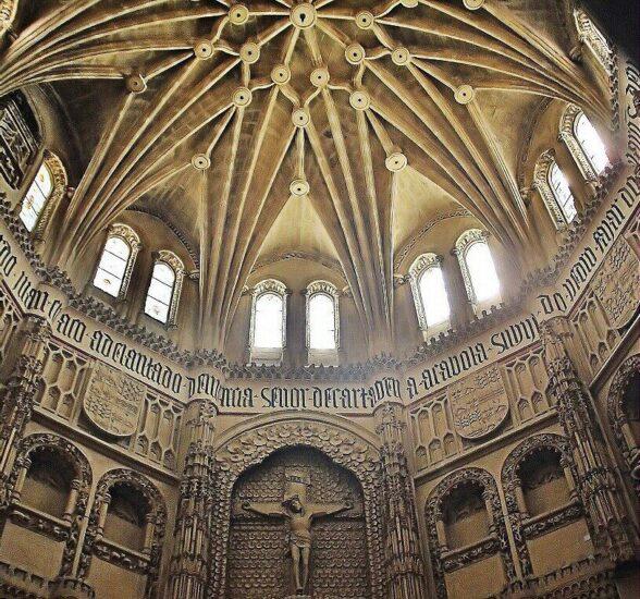 Capilla de los Vélez en la Catedral de Murcia