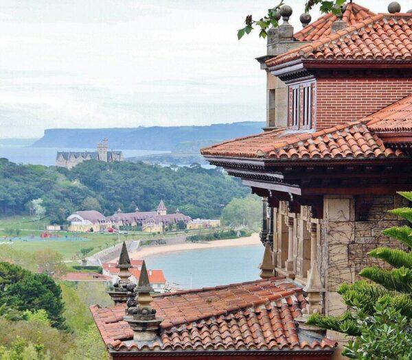 Casa Pardo en el Sardinero en Santander