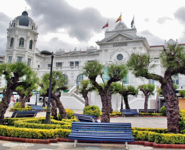 Gran Casino en el Sardinero en Santander