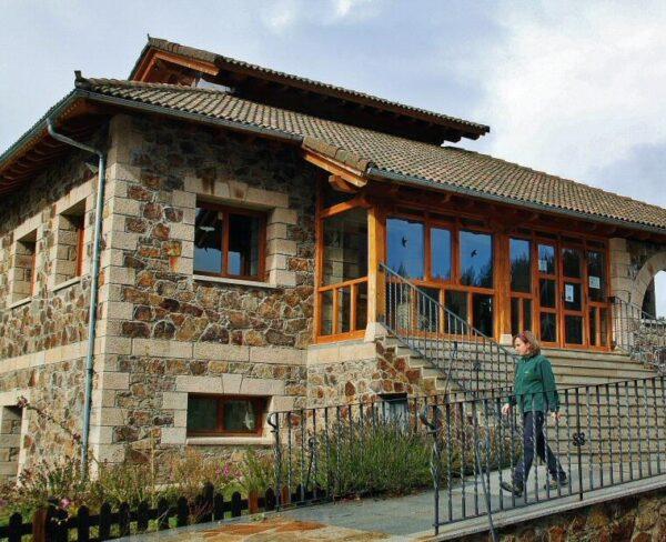 Casa del Parque en Sierra de Gredos