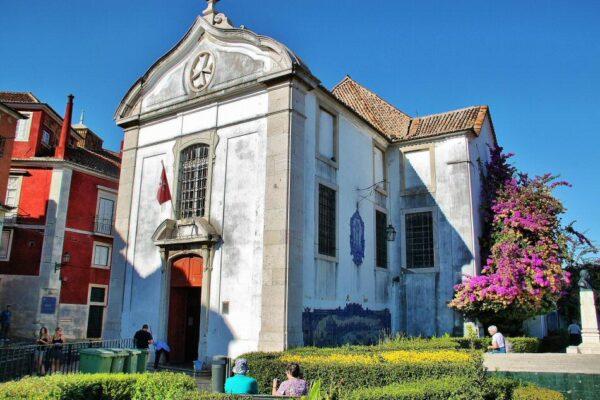 Santa Lucía en Lisboa