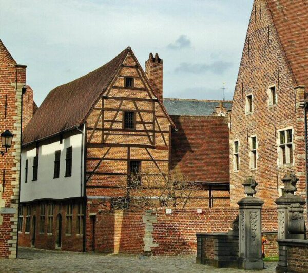 Gran Beaterio de Lovaina en Flandes, Bélgica