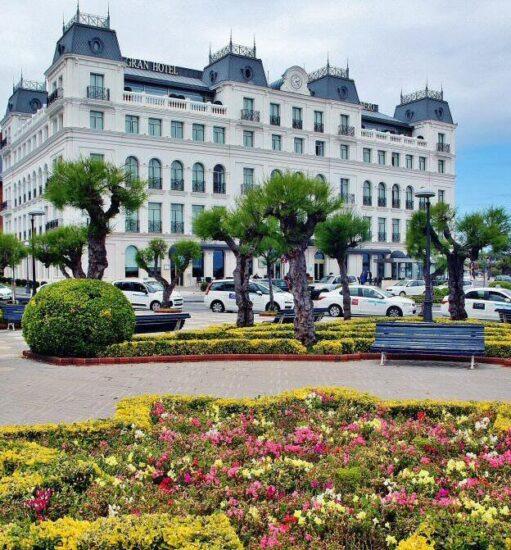 Gran Casino de Santander en El Sardinero en Cantabria