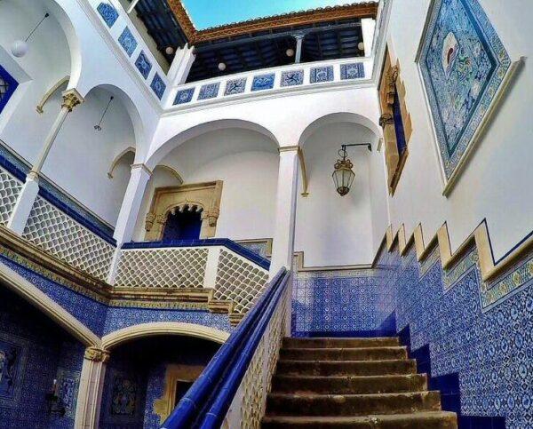 Museo Palacio Maricel en Sitges cerca de Barcelona