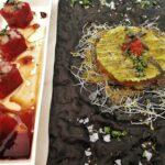 Gastronomía en enoteca MF en Cadaqués