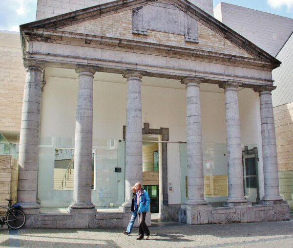 M-Museum de Lovaina en Flandes en Bélgica