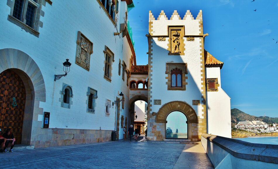 Imprescindibles qu ver en sitges gu as viajar - Fotos de sitges barcelona ...