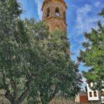 Iglesia de la Asunción en Tembleque en la provincia de Toledo