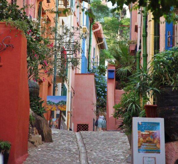 Camino del fauvismo en Collioure al sur de Francia