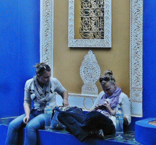 Museo Bereber en Jardín Majorelle en Marrakech