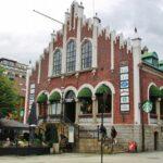 Antiguo Mercado de Carne en Bergen
