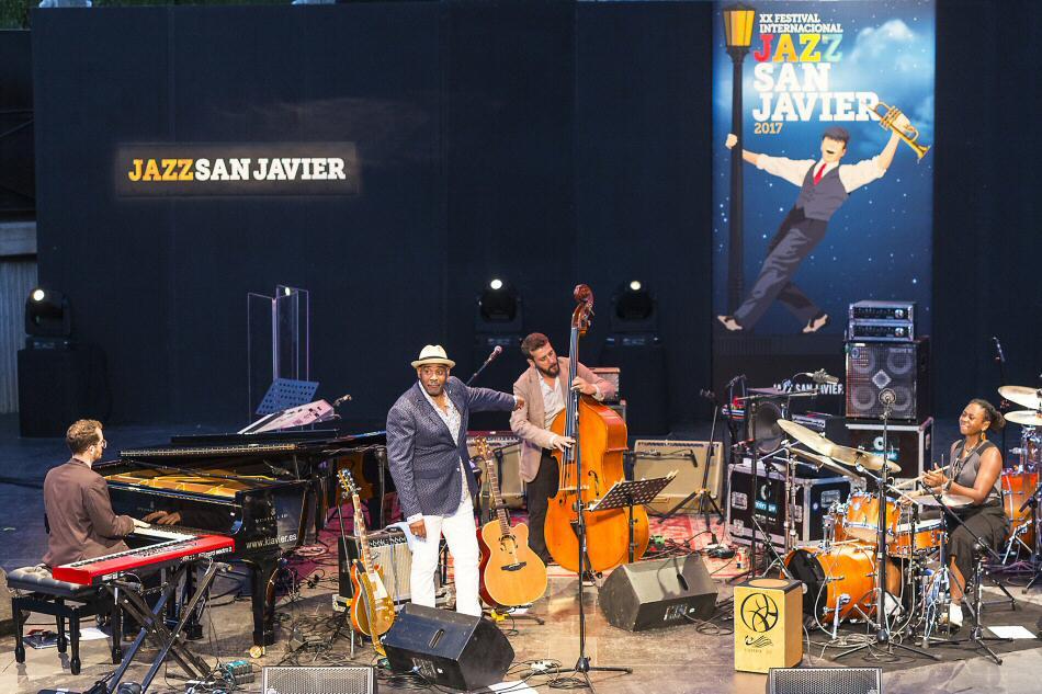 Festival de Jazz de San Javier en Murcia @Foto: Rafa Mellado