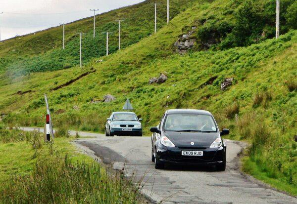 Isla de Skye en Escocia