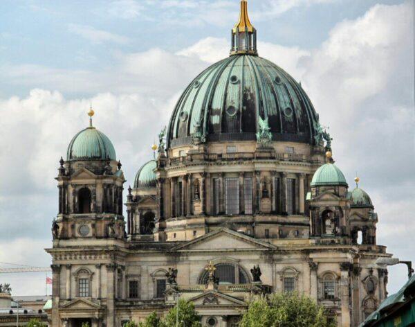 Catedral protestante Berliner Dom en Berlín
