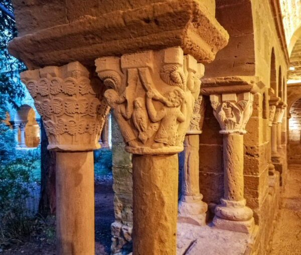 Monasterio Món Sant Benet en provincia de Barcelona