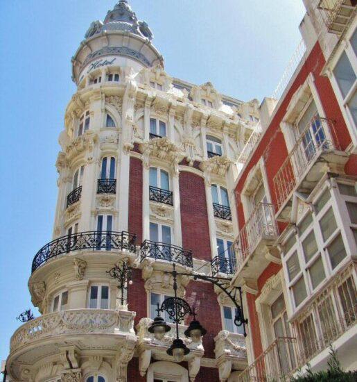 Gran Hotel de Cartagena en Murcia