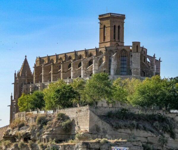 Seu de Manresa en la provincia de Barcelona