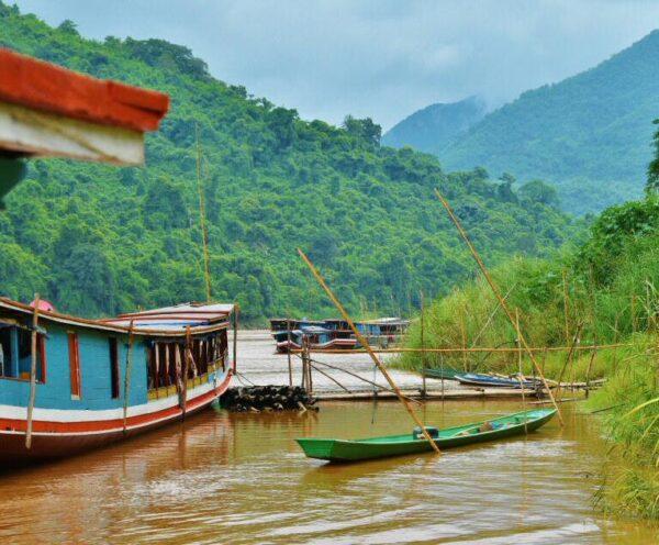Paisajes de Laos