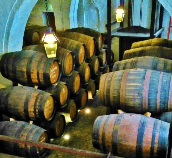 Bodega de vino de Oporto