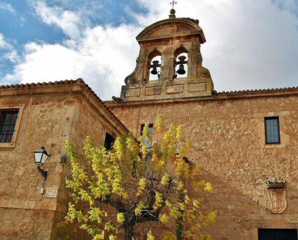 Monasterio de la Ascensión en Lerma en Burgos