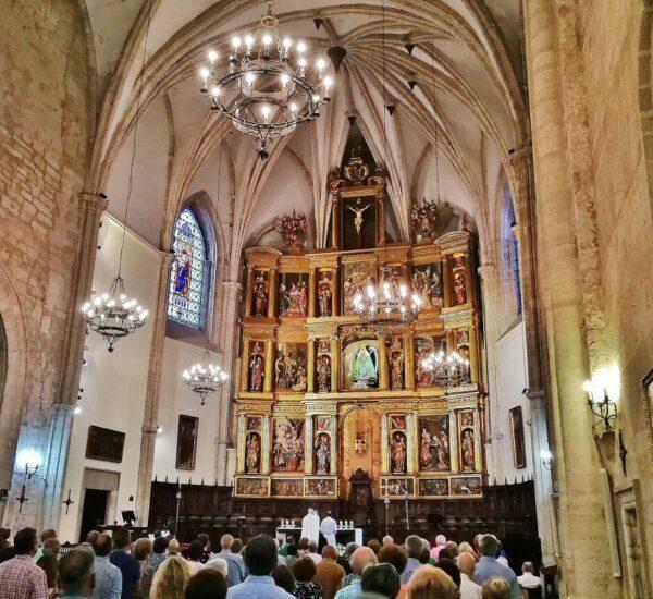 Catedral Nuestra Señora del Prado en Ciudad Real