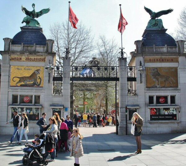 Zoo de Amberes en Bélgica