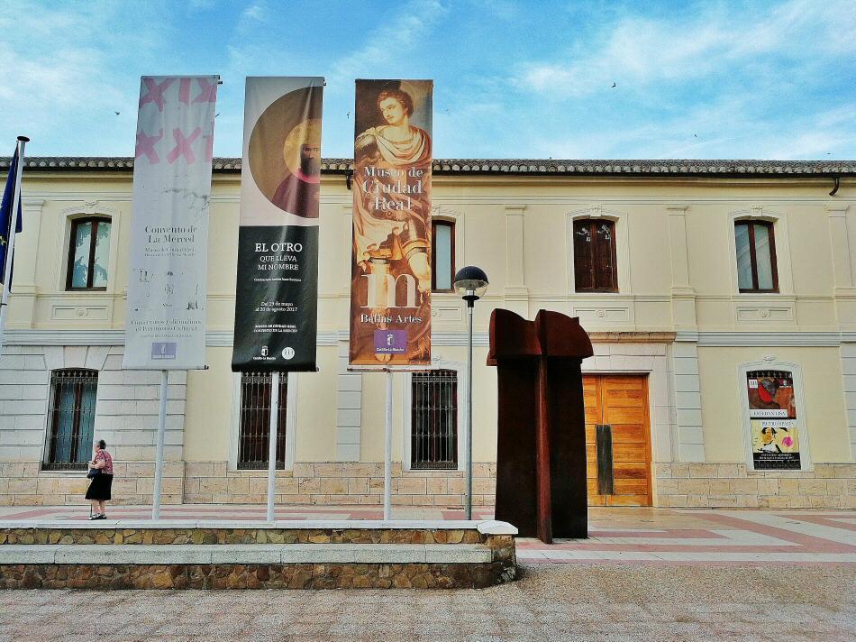 Museo de Ciudad Real en el antiguo Convento de la Merced