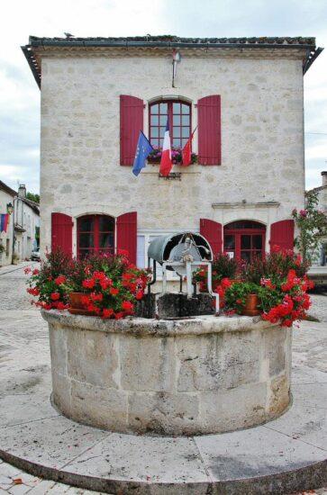 Montjoi en Tarn y Garona al sur de Francia