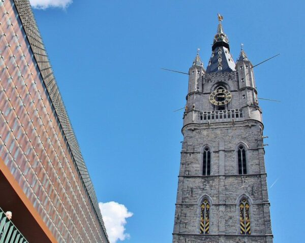 Torre Campanario Municipal Belfort de Gante
