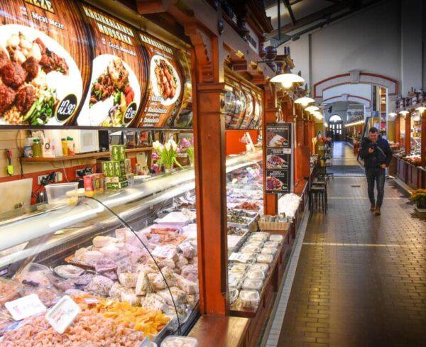 Mercado Viejo de Helsinki