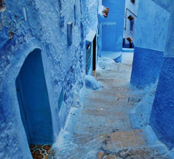 Chefchaouen, el pueblo azul al norte de Marruecos
