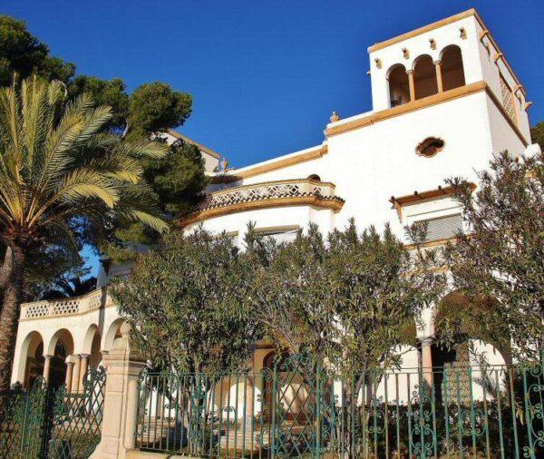 Ruta de las Villas en Benicassim en Castellón