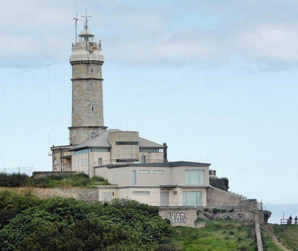 Faro de Cabo Mayor en Santander