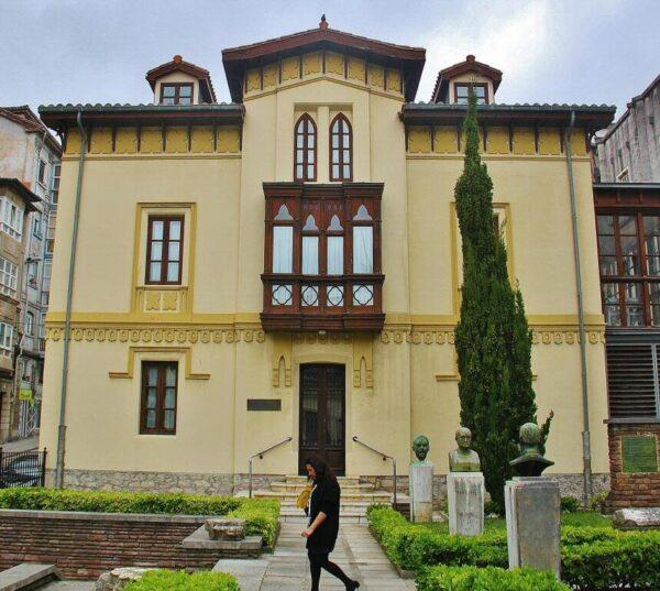 Casa museo Menéndez Pelayo en Santander