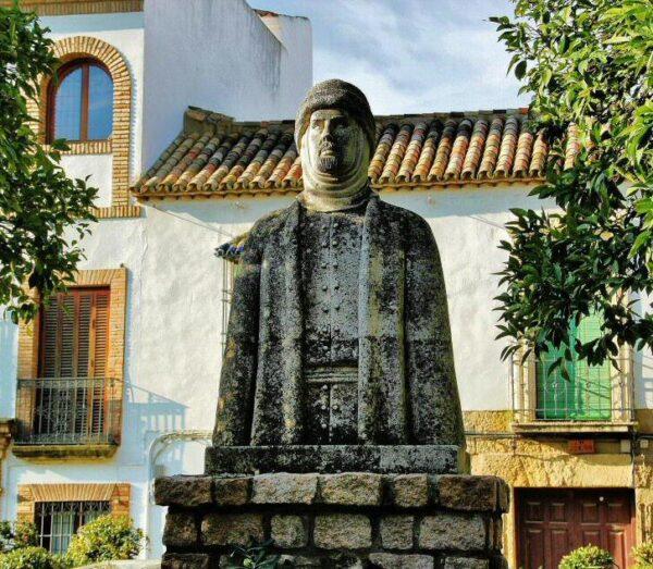 Rincón del Barrio de la Judería en Córdoba
