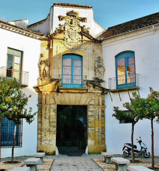 Palacio de Viana en Cordoba